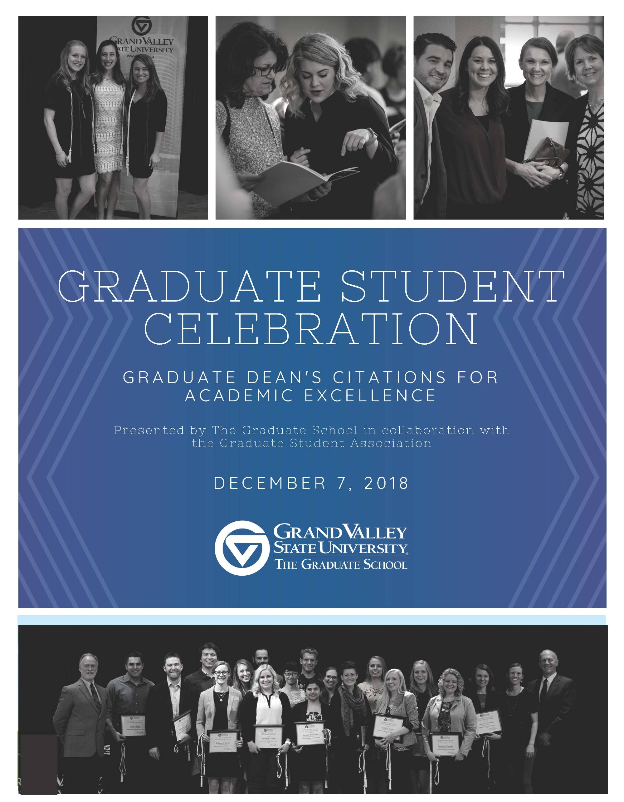 Fall 2018 Awards Program